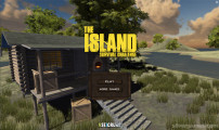 Island Survival Simulator: Menu