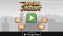 Javelin Fighting: Menu