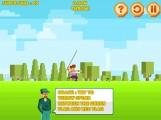 Javelin Olympics: Throw Speer Gameplay