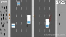 Jaywalking: Gameplay Traffic