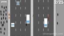 Невнимательный Пешеход: Gameplay Traffic