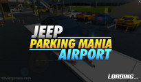 Jeep Parking Mania Airport: Menu