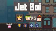 Jet Boi: Menu