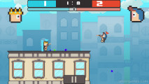 Jet Boi: Gameplay Shooting Duell