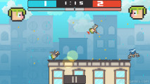 Jet Boi: Gameplay Duell Fighting