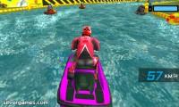 jet ski simulator race