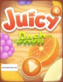 Juicy Dash: Menu