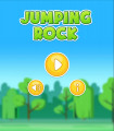 Jumping Rock: Menu