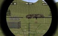 Dinosaurier Scharfschütze: Sniper Shooting Dinosaurs