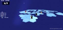 JustFall.LOL : Penguins Ice Gameplay Io