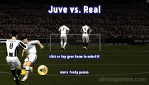 Juve Vs Real: Menu