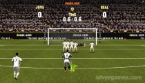 Juve Vs Real: Gameplay Soccer Goal
