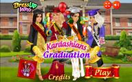 Kardashians Graduation: Menu
