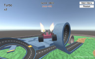 Kart Simulator: Flying Kart Gameplay