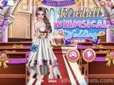 Kendall Hochzeitskleider: Menu