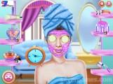Kendall Wedding Dressup: Make Up Princess