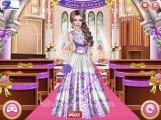 Kendall Wedding Dressup: Wedding Dress Gameplay