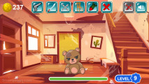 Kick The Teddy Bear: Gameplay Teddy