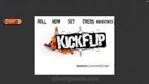 KickFlip: Menu