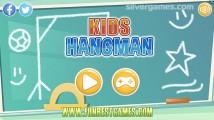 Kids Hangman: Menu