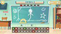 Kids Hangman: Gameplay Hangman