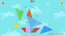 Kids Tangram: Gameplay Puzzle Forms