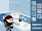 Zeit Totschlagen Im Büro: Menu