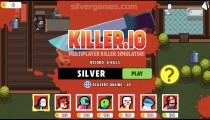 Killer.io: Menu