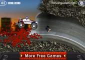 Killer Trucks 2: Police Car Racing Gameplay
