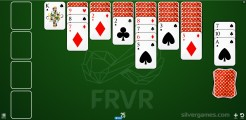 Klondike Solitaire: Card Gameplay