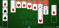 Klondike Solitaire: Klondike Card Gameplay