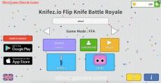 Knifez.io: Menu