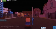 КоГаМа: Люди Против Роботов: Kogama Gameplay