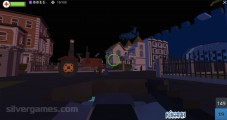 Kogama: Human Vs Roblox: Gameplay Action