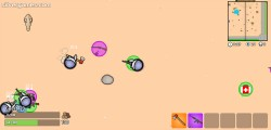 Krunt.io: Gameplay