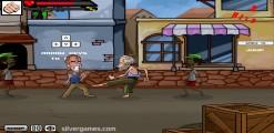 Kung-Fu Grandpa: Gameplay
