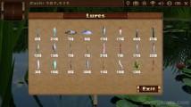 Lake Fishing: Gameplay
