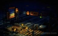 Lampada Street: Menu