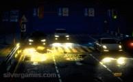 Lampada Street: Gameplay Crossing Street