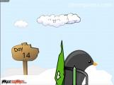Учись Летать: Penguin Preparing Slide
