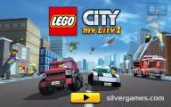 Лего Мой Город 2: Menu
