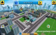 Лего Мой Город 2: City Map