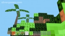 Лего Крафт: Gameplay Building