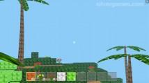 Лего Крафт: Gameplay Lego Building