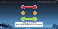 Lines FRVR: Menu Connecting