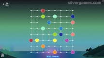 Lines FRVR: Gameplay Dots