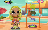 LOL Surprise Coachella: Dressing Up Gameplay
