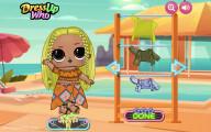 LOL Surprise Coachella: Dressing Up Gameplay