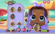 LOL Surprise Coachella: Hairdress Style Gameplay