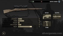 Loup Solitaire : Rifle Upgrade Sniper